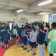 次回は11月26日釜利谷高校です。(4)