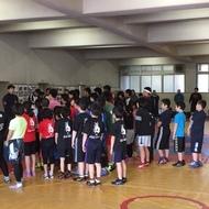 小学生選抜大会へ向けて頑張ってください!(4)