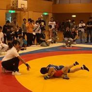 関東少年レスリング横須賀大会(4)