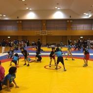 関東少年レスリング横須賀大会(1)