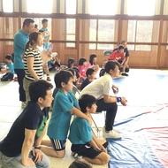 初心者向練習試合開催!。審判員の皆様も大活躍!(2)