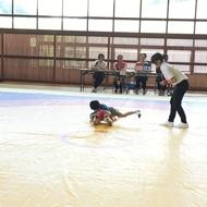 初心者向練習試合開催!。審判員の皆様も大活躍!(4)