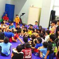 次回の強化練習会は22日釜利谷高校です(4)