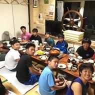 稲取合宿が始まりました!(5)