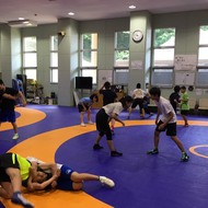 次回強化練習会は5/25(土)中学生釜利谷高校9:30からです。(2)