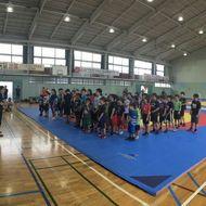 次回強化練習会は7/6(土)中学生グレコ清陵高校9:30から、小中学生専修大学14:00からです。(4)