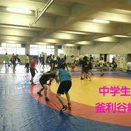 次回強化練習会は7/6(土)中学生グレコ清陵高校9:30から、小中学生専修大学14:00からです。(2)