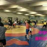 次回強化練習会は7/6(土)中学生グレコ清陵高校9:30から、小中学生専修大学14:00からです。(3)