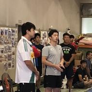 次回は22日釜利谷高校です。(2)