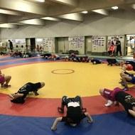 次回強化練習会は10/19(土)中学生清陵高校グレコ練習会9:30からです。(1)