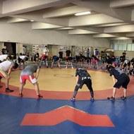 次回強化練習会は10/19(土)中学生清陵高校グレコ練習会9:30からです。(3)
