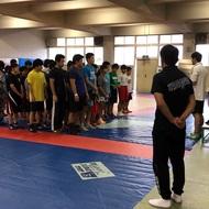 次回強化練習会は10/19(土)中学生清陵高校グレコ練習会9:30からです。(4)