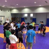 次回強化練習会は11/4(月)小中学生釜利谷高校9時半からです。(1)