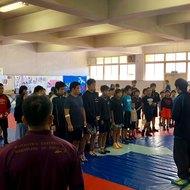 次回強化練習会は小中学生神奈川大学平塚キャンパス10時からです。(2)