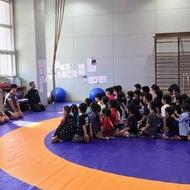 次回は30日、中学生のみ清陵高校です。(4)