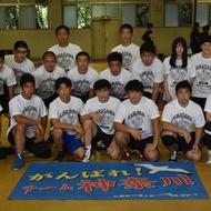 【大会結果】県高校総体レスリング競技代替大会(1)