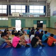 【報告】国体選手強化事業②(1)