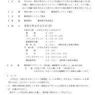 2021年4月29日神奈川県少年少女レスリング横須賀大会要項(1)