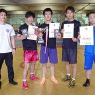 【大会結果】全国高校総体レスリング競技 県予選(1)