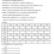 2021年10月10日少年少女神奈川県大会について(3)