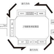 2021年10月10日少年少女神奈川県大会:要項変更(1)