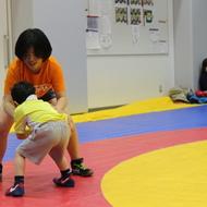 Team Bison's by Senshu univ【専修大学少年少女レスリング教室】(5)