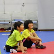Team Bison's by Senshu univ【専修大学少年少女レスリング教室】(3)